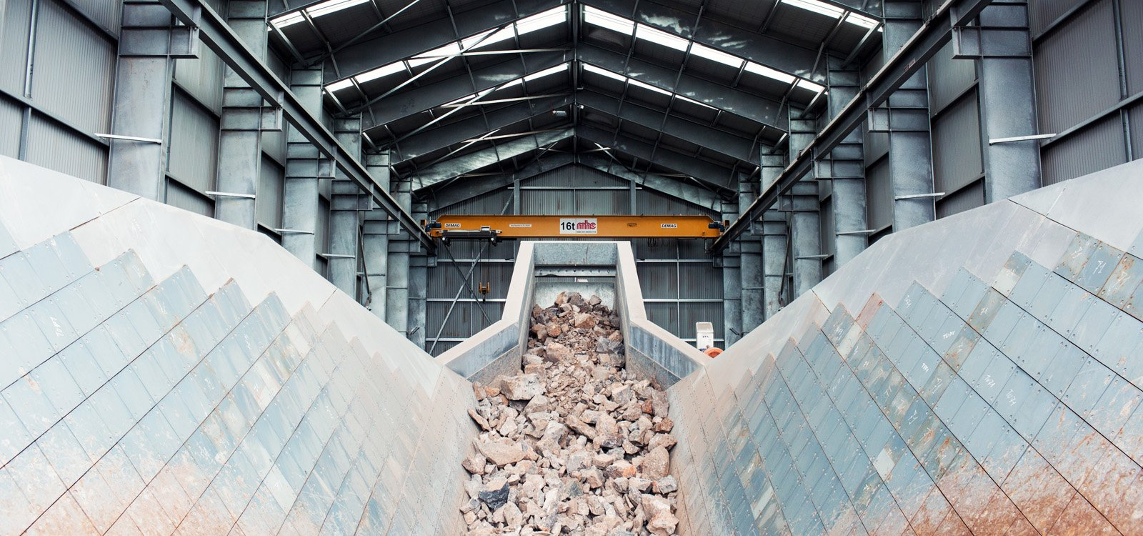 <p>Boral and Sandvik worked together to complete the plan for the plant before the final supply and construction contracts were issued.</p>