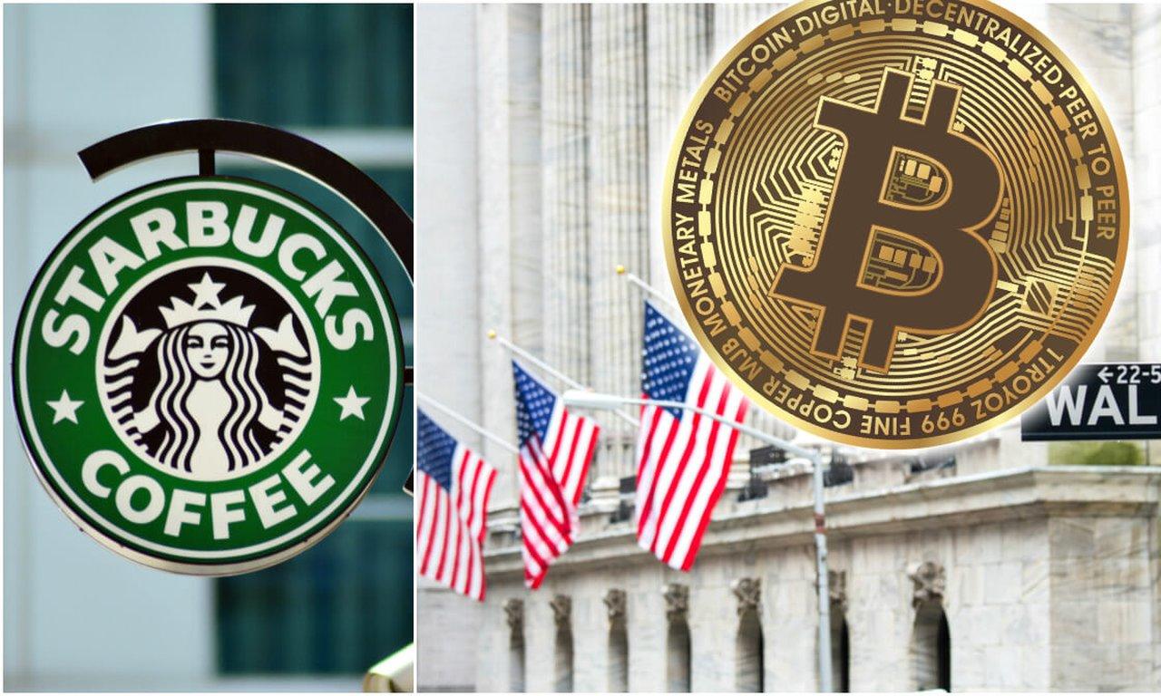 World's biggest stock exchange operator is launching huge crypto platform – with Microsoft and Starbucks.