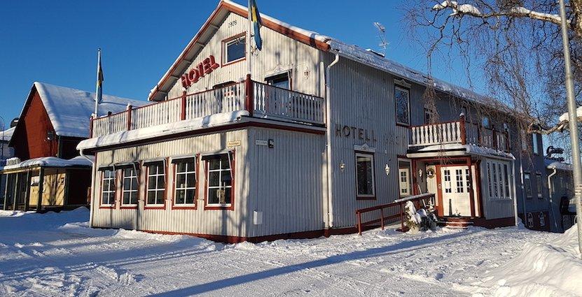 I augusti låg Hotel Akerlunds beläggning på 65 procent – en ökning med 25 procent jämfört med ifjol.
