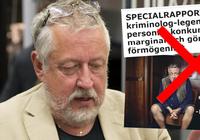 Leif GW Persson utnyttjas i bedrägeriet Bitcoin Profit: