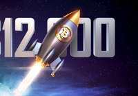 Bitcoinpriset har ökat nästan 5 procent senaste dygnet – närmar sig 12 000 dollar