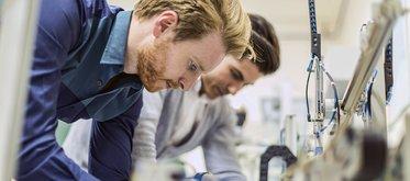 Ingenjörer spås en ljus framtid på arbetsmarknaden - även på längre sikt.