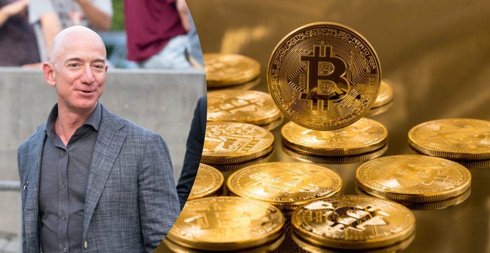 Vad skulle hända om Jeff Bezos köpte alla bitcoin i världen?