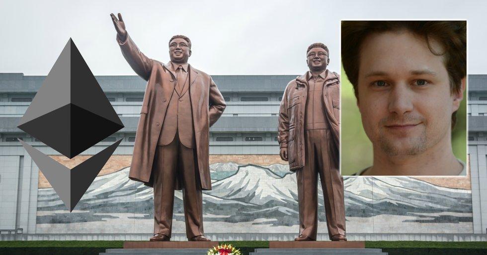 Ethereum developer arrested for having learned North Korea to evade sanctions.