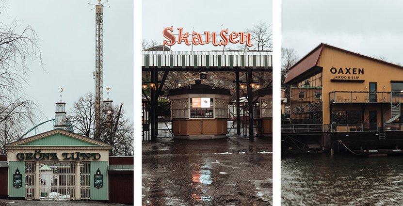 Förra året fick Djurgården nöja sig med en tredjedel av de gäster som ett <br /> normalt år besöker den populära destinationen.  Foto: Samuel Unéus