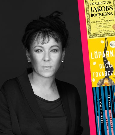 Olga Tokarczuk – en hyllad och hotad författare