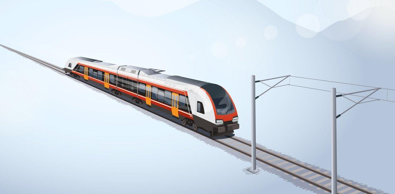 Batteridrevne tog er nærmere enn du tror