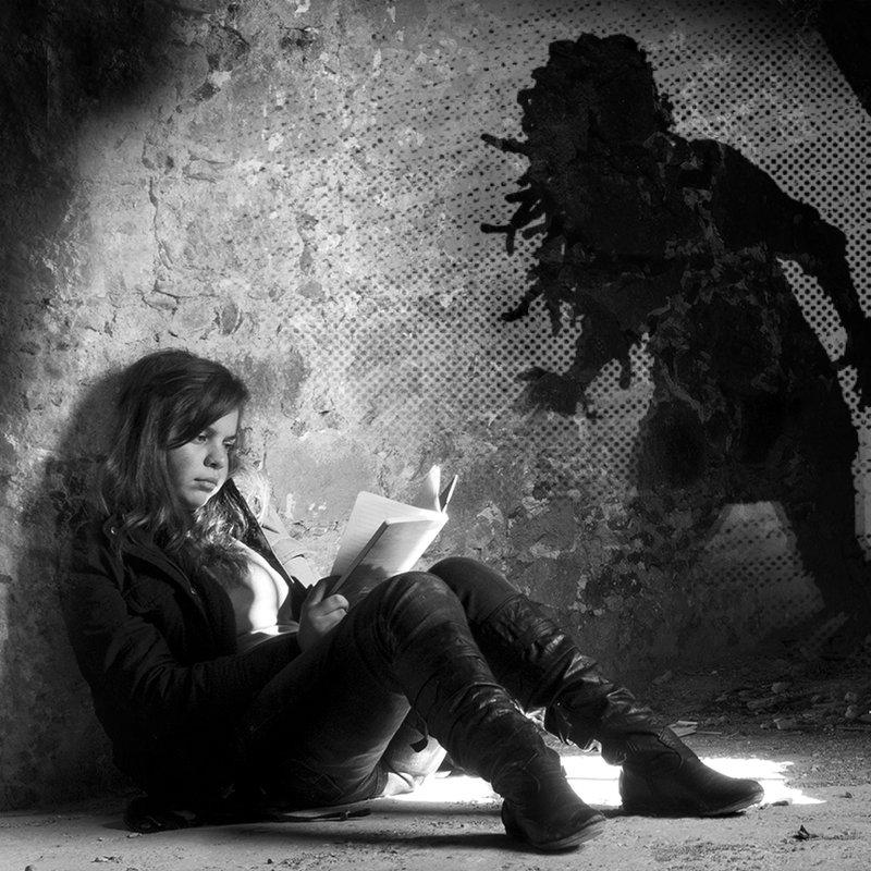 Läs på egen risk! Därför är läskiga barnböcker bra