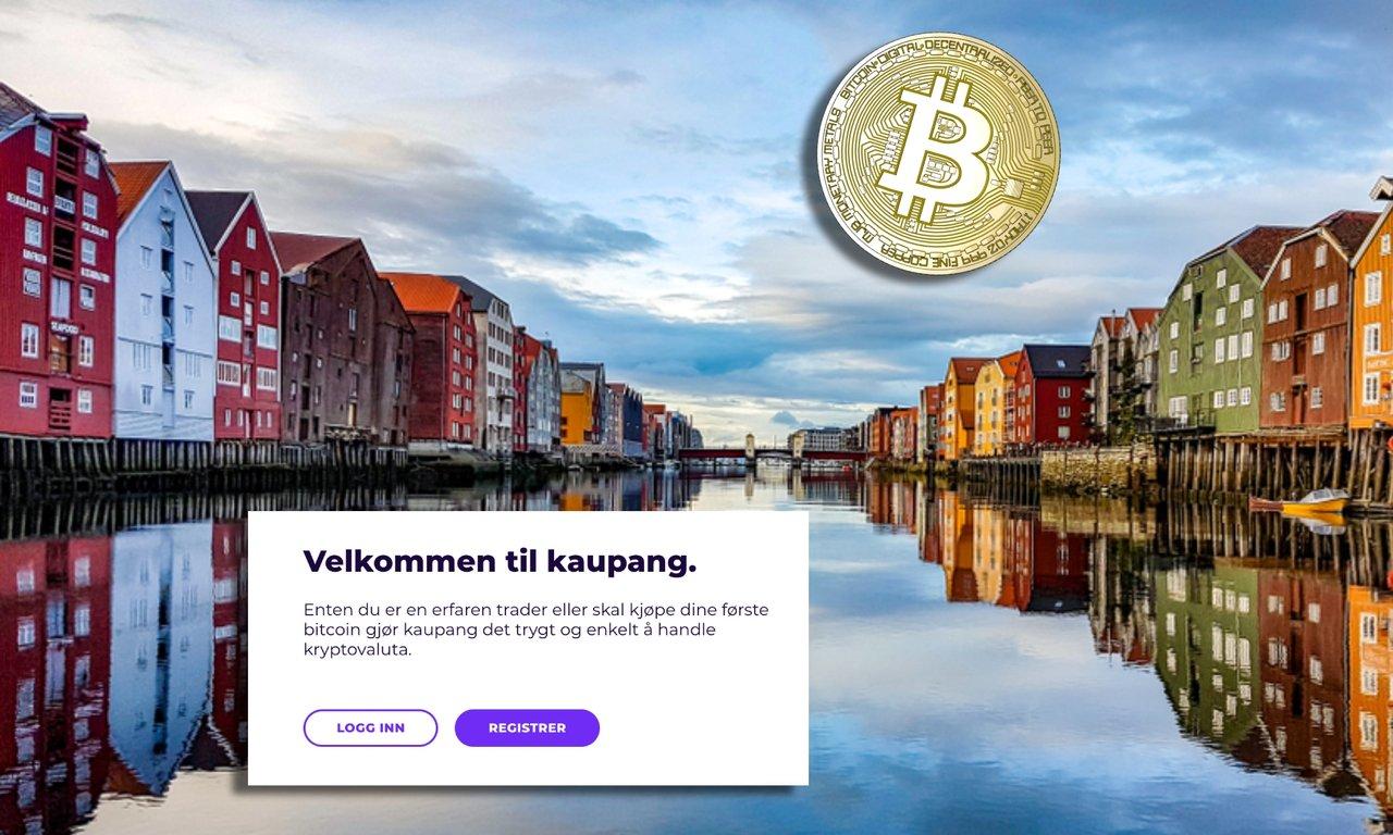Norska studenter startade en kryptobörs – nu får de bidrag från staten