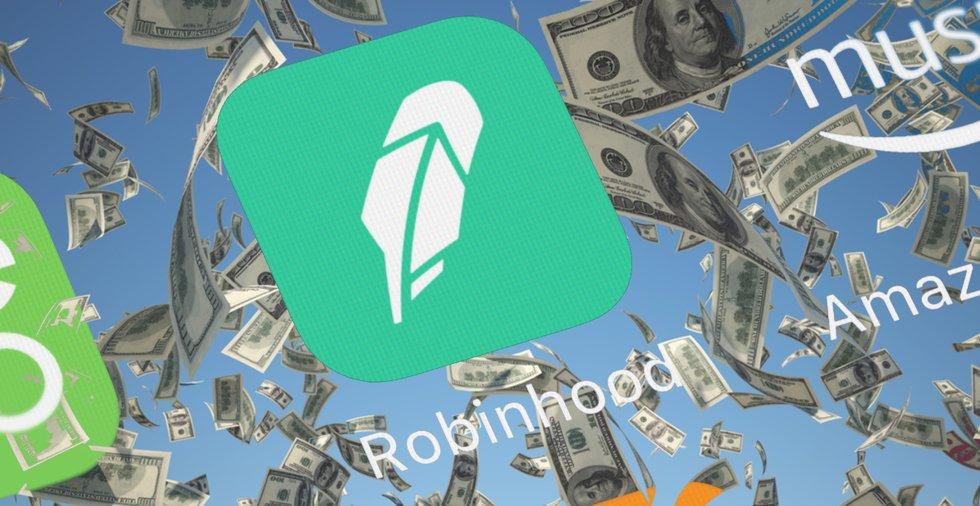 Trots coronablundern: Robinhood tar in nytt kapital och värderas till 82 miljarder