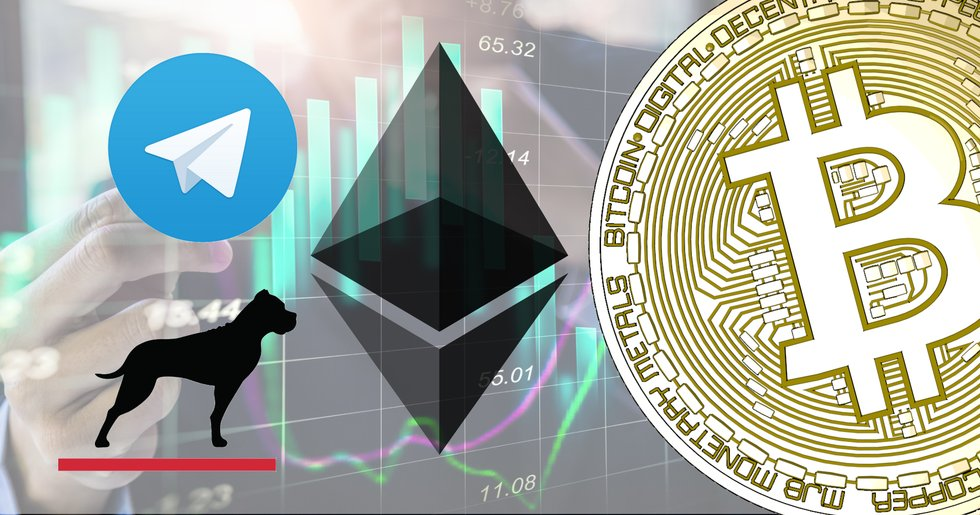 The crypto markets continue up.