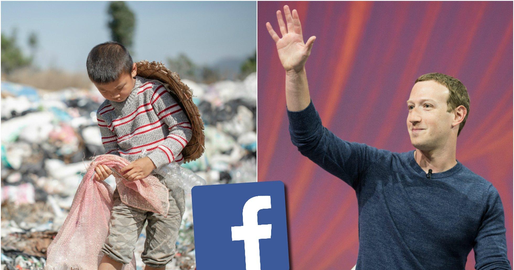 Enligt uppgifter ska Facebooks Globalcoin kunna användas i utvecklingsländer utan fungerande betalsystem.