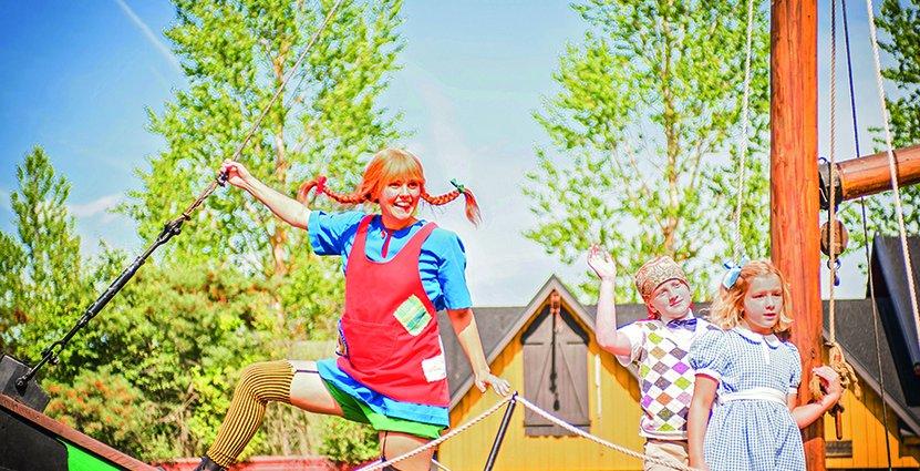 Besöksnäringen i Vimmerby kommun välkomnar stöd från Tillväxtverket. Foto: Astrid Lindgrens Värld