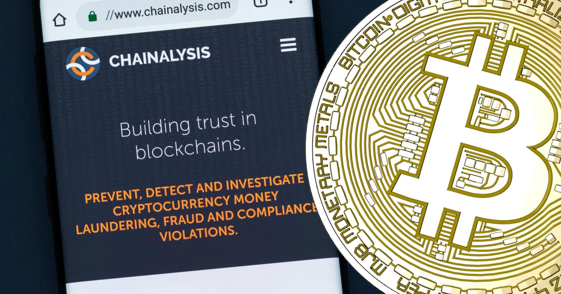 Chainalysis lanserar varningssystem för misstänkta transaktioner hos 15 stora kryptovalutor.