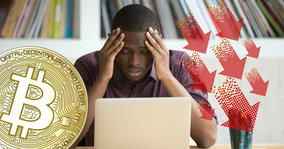 Daily crypto: Bloody massacre on the markets – bitcoin is traded below $5,000.