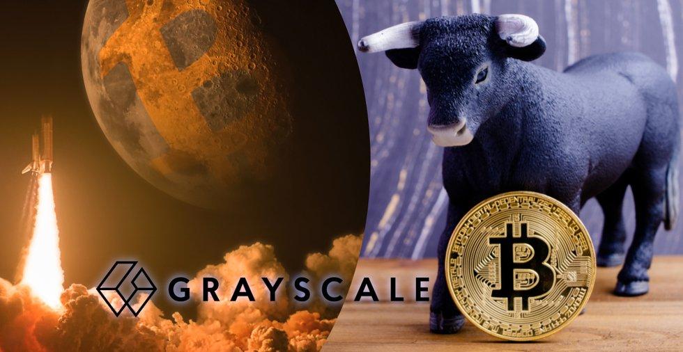 Kryptofond i ny rapport: Bitcoinpriset beter sig som det gjorde innan tjurmarknaden 2017