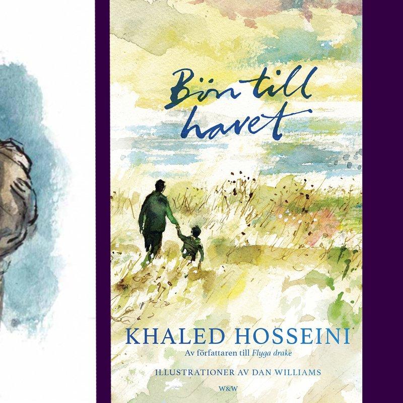 Khaled Hosseinis nya bok om flykt får världen att gråta