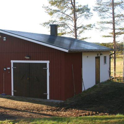 Förlängning av en byggnad?