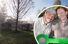 Camping 45 jobbar mot höga klimatmål