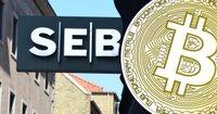 Så ställer sig svenska storbanker till kryptovalutor: