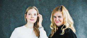 Plats 17: Swedish Stockings – Nadja Forsberg och Linn Frisinger