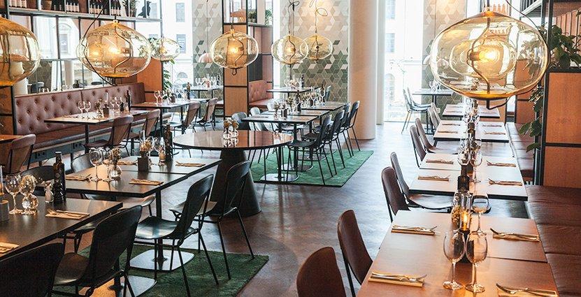 Restaurangen The Marjet ska satsa på mycket grönt och har eget rotisserie.