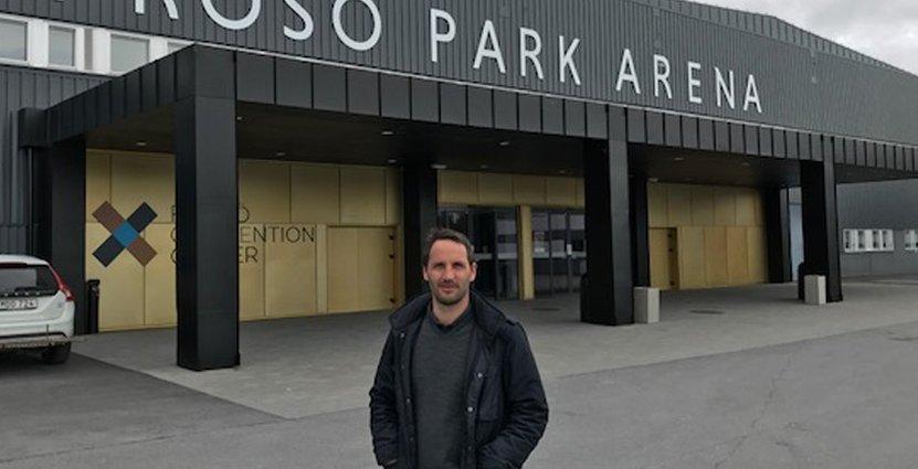 Under sommarsäsongen har Frösö Park färre konferenser och fler barnfamiljer, därför satsar vd Fredrik Fortkord på en aktivitetshall för barn och ungdomar.