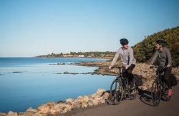 Snurr för turism på två hjul – här är Årets Cykelled