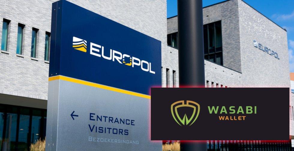 Europol varnar för Wasabi Wallet: