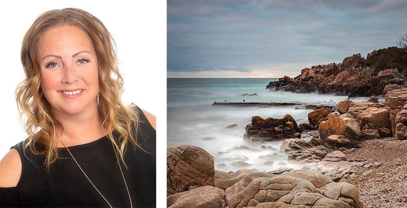 Susanne Andersson, vd för Visit Sweden. Foto: Visit Sweden/Colourbox