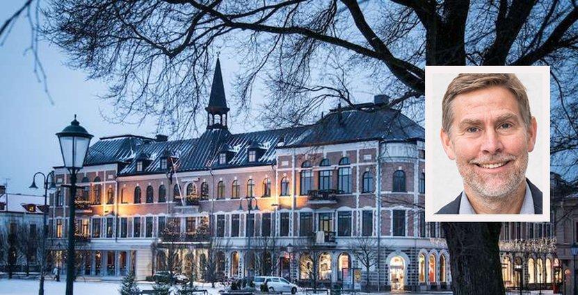 Gymnasieutbildningens utformning har skett i nära samarbete med hotellen i Varberg, enligt Petter Öhrling rektor på Peder Skrivares skola.