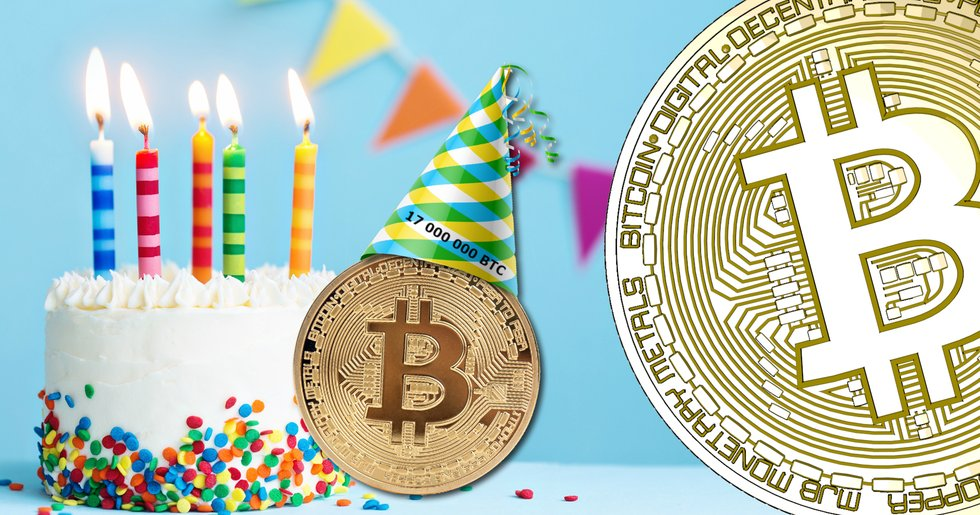 Today, bitcoin celebrate its 17-millionth bitcoin.