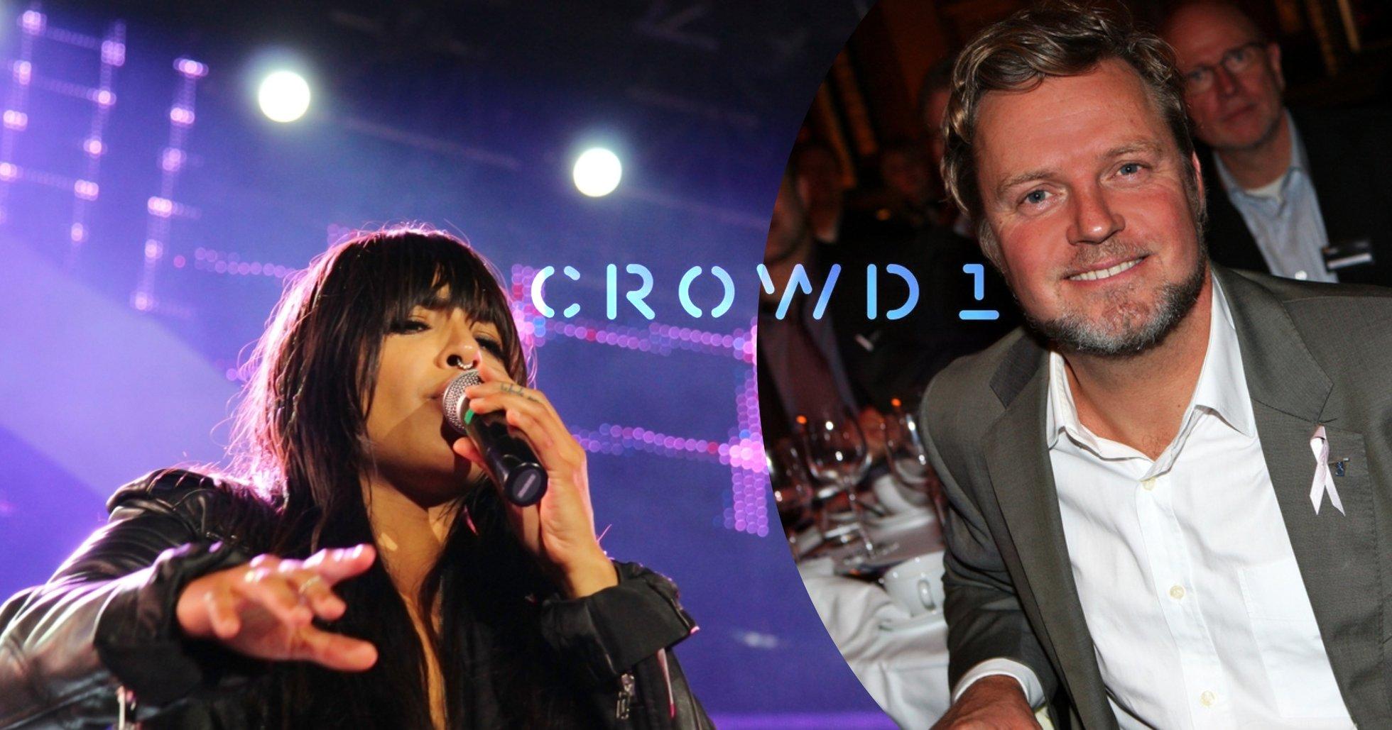 Loreen uppträdde när pyramidanklagade Crowd1 lanserade ny reseapp