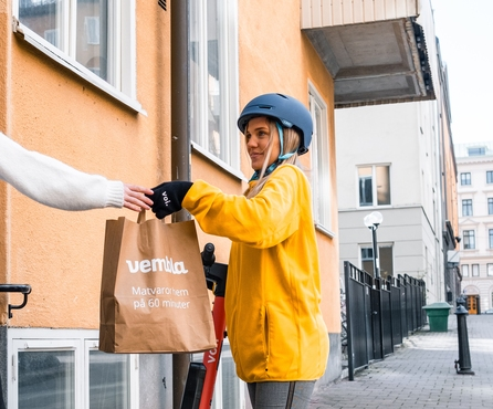 Voi and Vembla offer free home deliveries for risk groups
