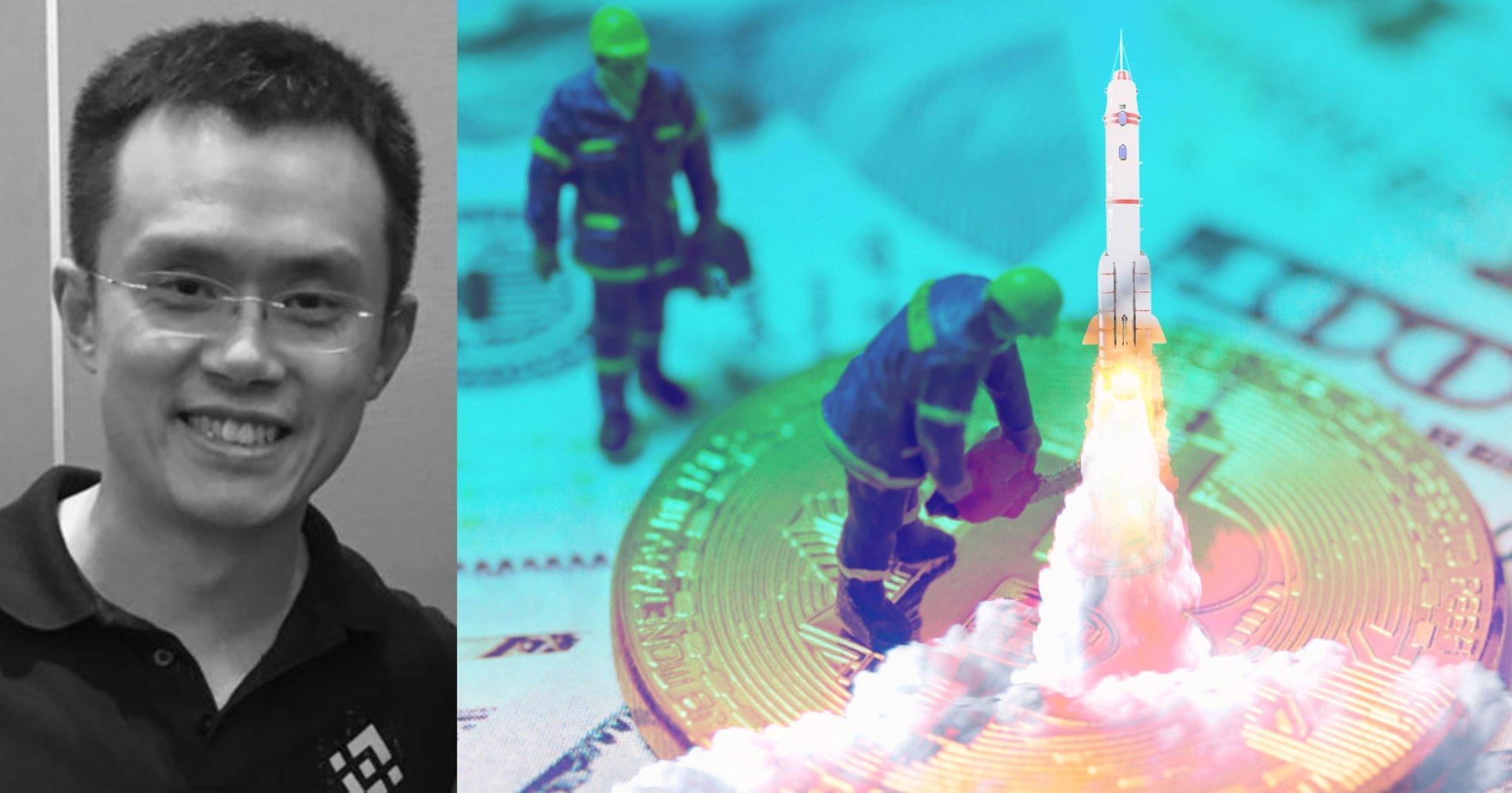 Jättebörsen Binance vd: Halveringen kommer leda till prisuppgång för bitcoin