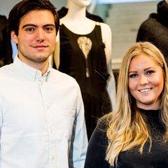 De kickstartade karriären som traineer på H&M