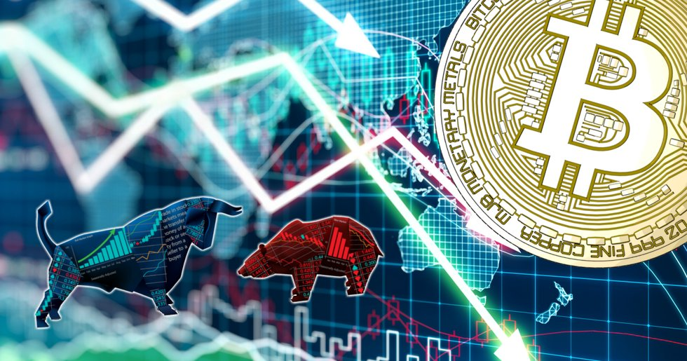 Daily crypto: Markets are falling back and bitcoin cash loses the most of the biggest currencies.
