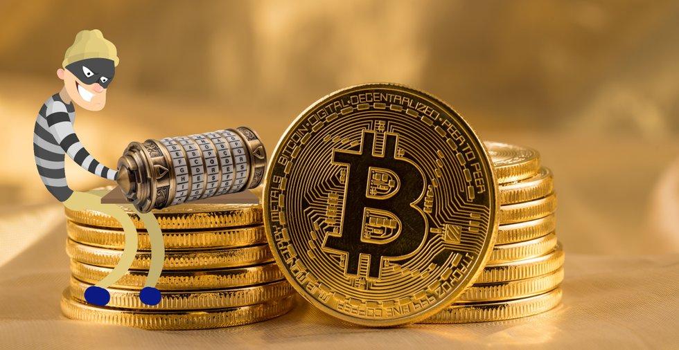Kan någon vara på väg att stjäla alla världens bitcoin?