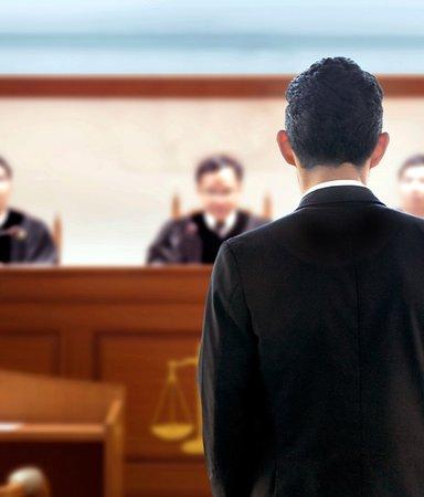 I rättvisans tjänst – 8 advokater i litteraturen