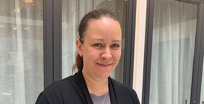 Maria Wetterstrand ser också att ett svenskt OS och Paralympics<br />  kan användas som en drivkraft för innovation. Foto: Visita