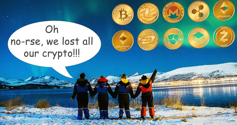 Norwegian exchange panic-sold all of it's users' cryptocurrencies – now the owner speaks out