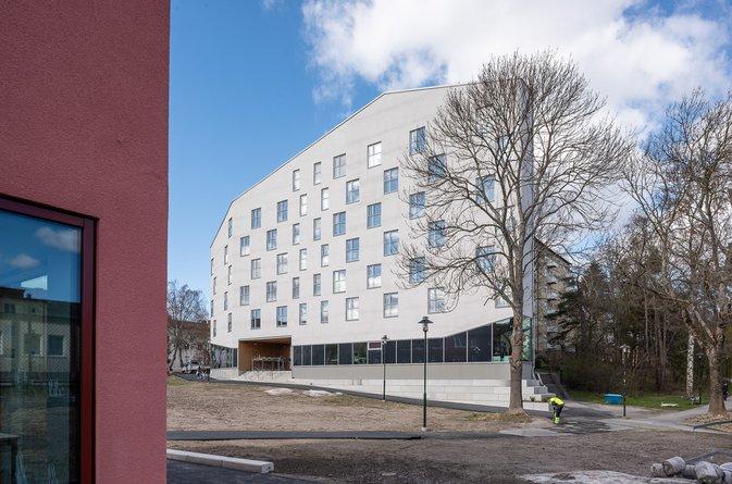 Maja & Knekten – Svanenmärkta studentbostäder i Gubbängen