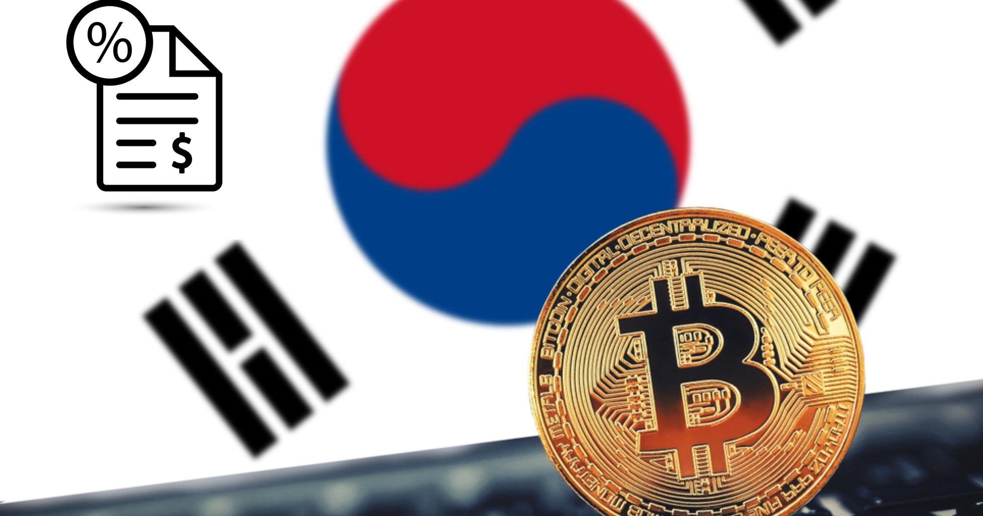 Ny lag: Nu blir sydkoreaner tvungna att skatta på sina kryptovinster