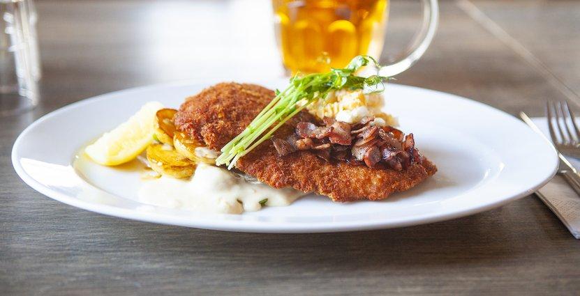 Nystart för Lagerhuset med färsköl och schnitzel