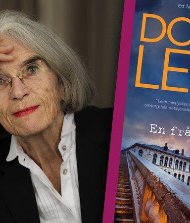 En amerikan från Italien: Donna Leon om sina älskade Brunettideckare