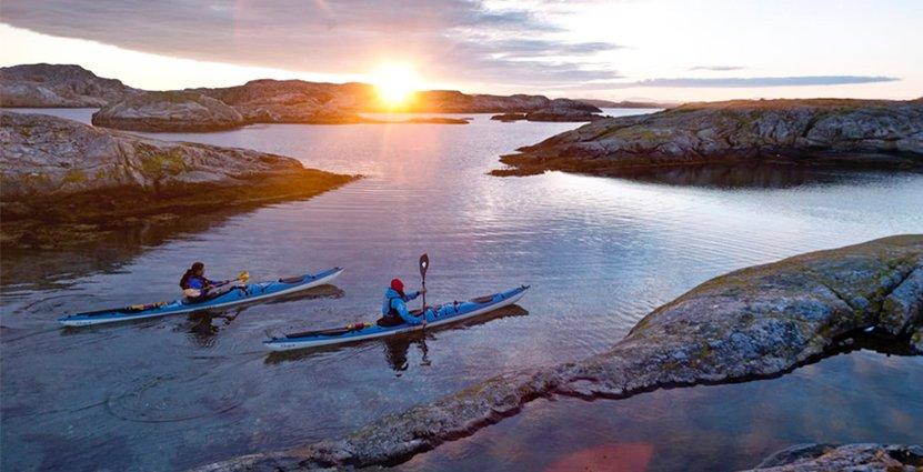 750 internationella researrangörer, medier och naturspecialister väntas besöka  Adventure Travel World Summit. Foto: Henrik Trygg