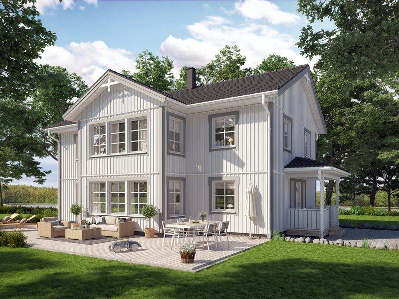 Villa Bergsviken
