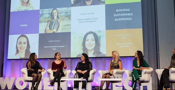 WIT inspirerar kvinnor att välja en karriär inom media och teknik