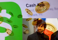 Hälften av jätteappen Cash Apps omsättning kommer från bitcoin