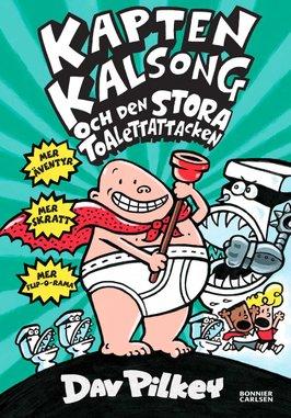 Boktips – Är det här världens roligaste barnböcker?